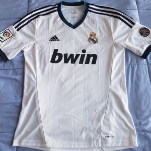 Adidas Real Madrid Jersey